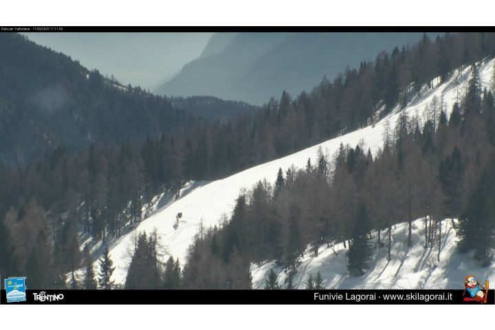 Webcam <br><span> lagorai - passo brocon</span>