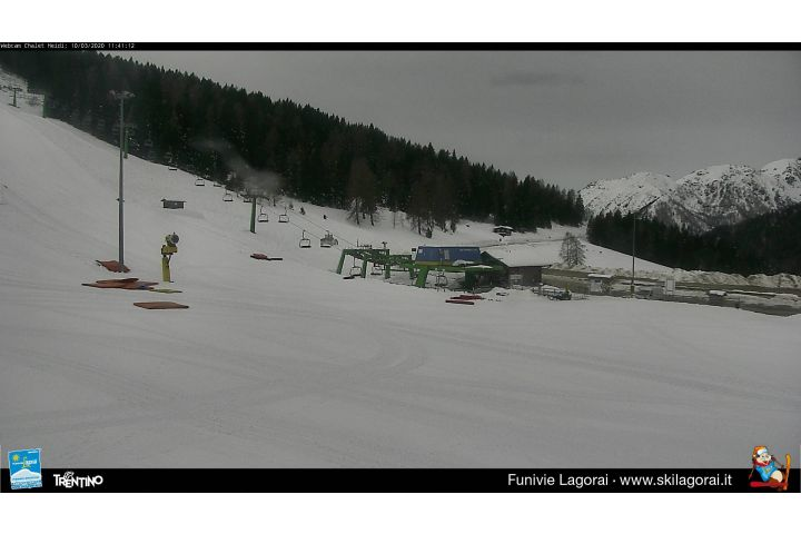 Webcam Lagorai - Passo Brocon