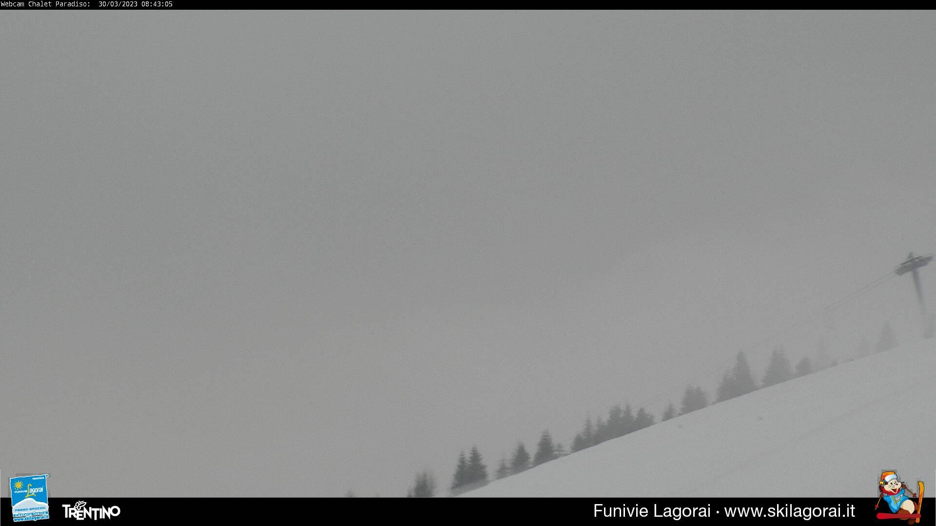 Webcam partenza piste Prisco e Paradiso
