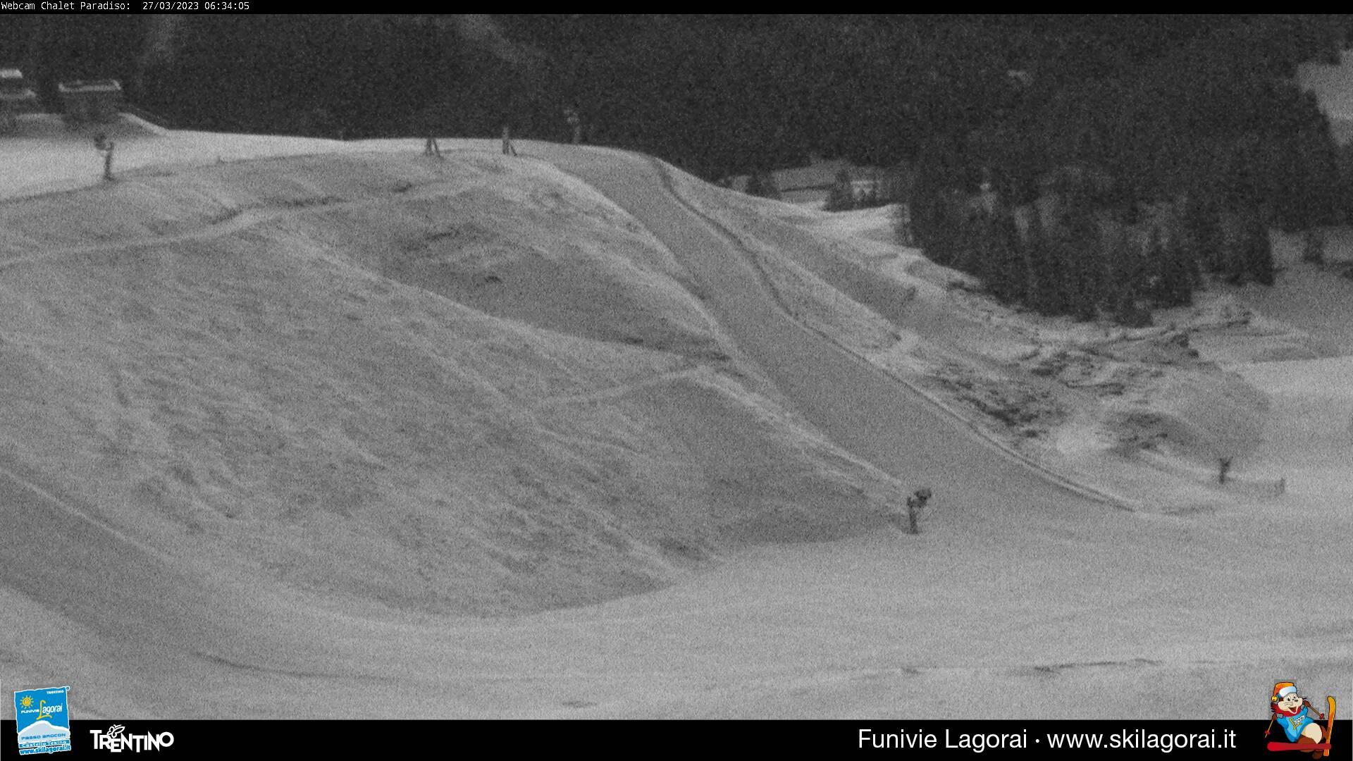 Webcam Chalet Paradiso Monte