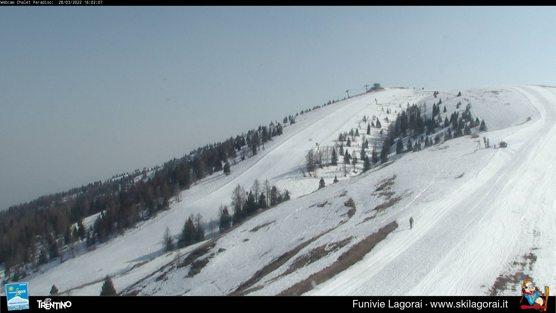 Webcam Chalet Paradiso Tour 1