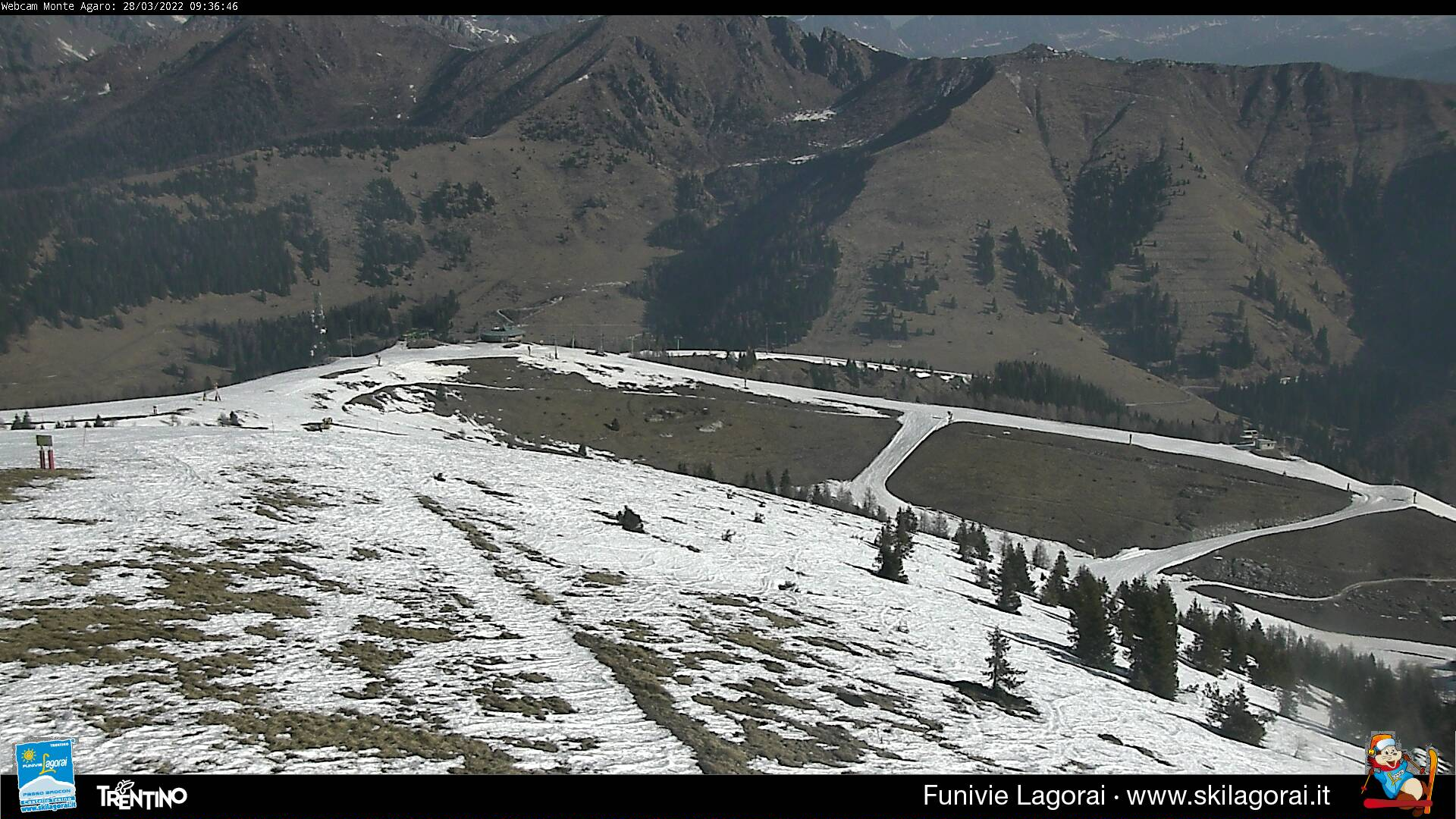 Webcam Monte Agaro Matusa