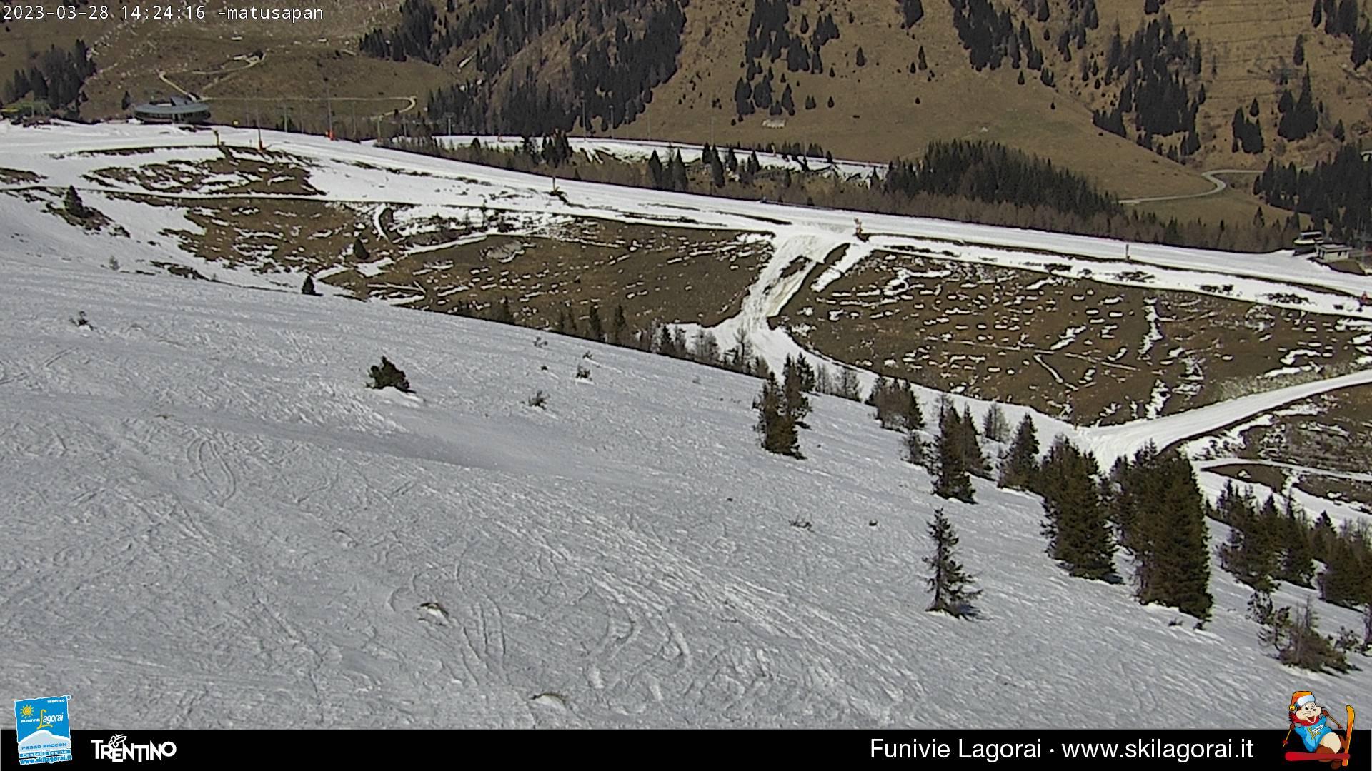 Webcam Monte Agaro Matusa