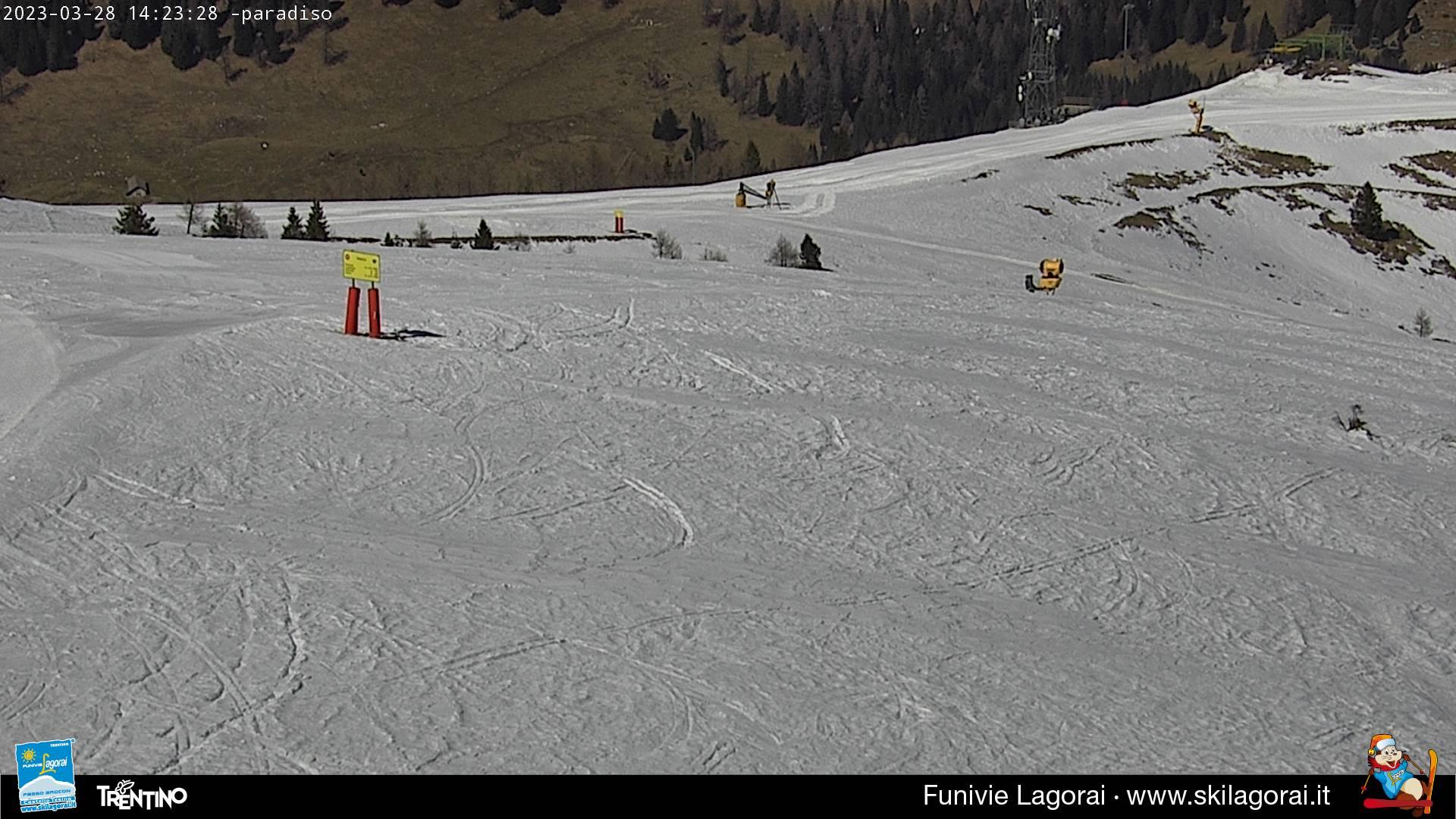 Webcam Monte Agaro Paradiso