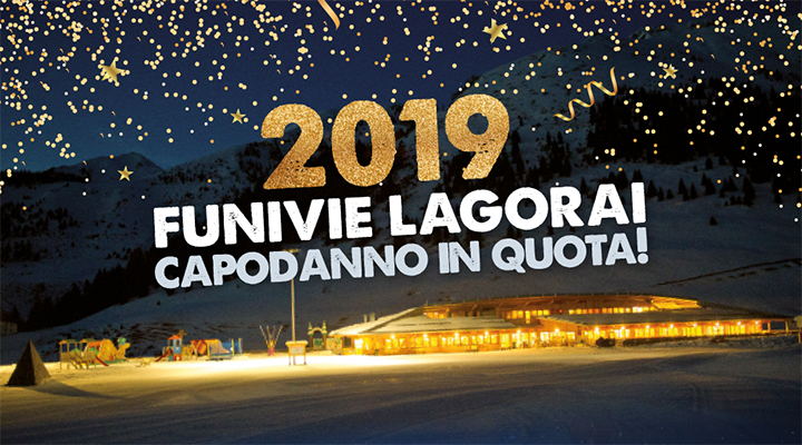 Capodanno 2019 a Passo Brocon