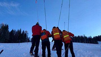 Funivie Lagorai Winter Safety Camp 2020
