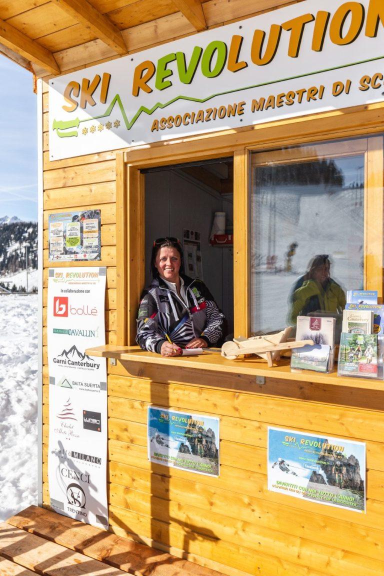 Associazione Maestri Sci Ski Revolution a Passo Brocon (TN) 2