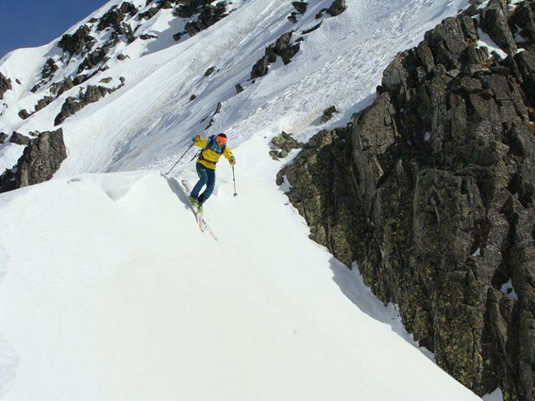 guida alpina Patrick Gasperini 1