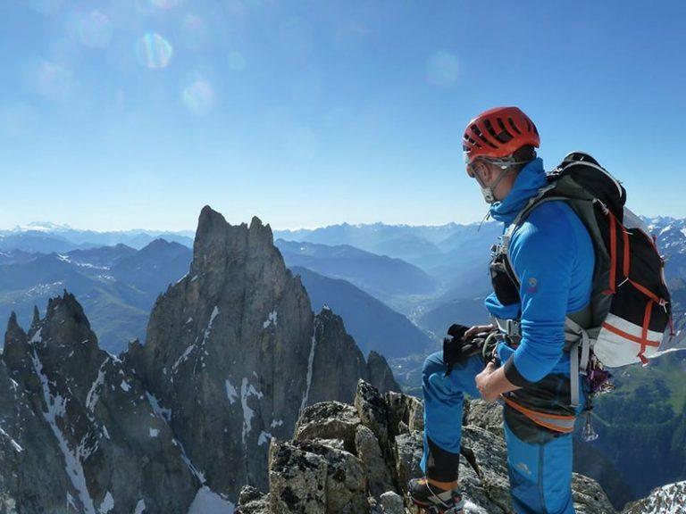 guida alpina Patrick Gasperini 2