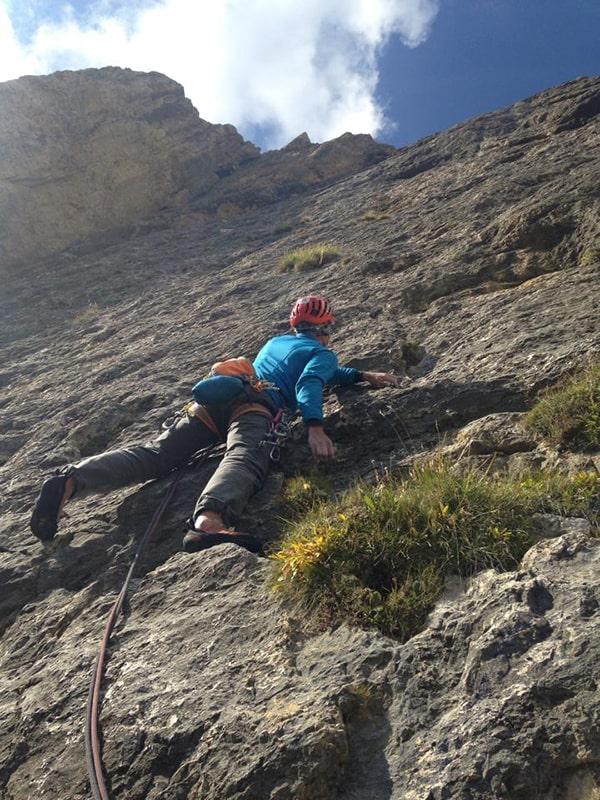 guida alpina Patrick Gasperini 3