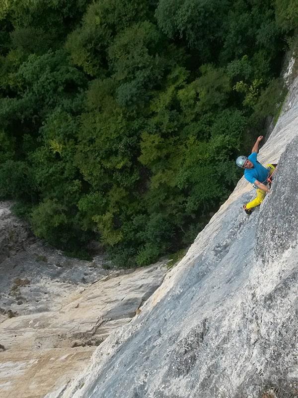 guida alpina Patrick Gasperini 4