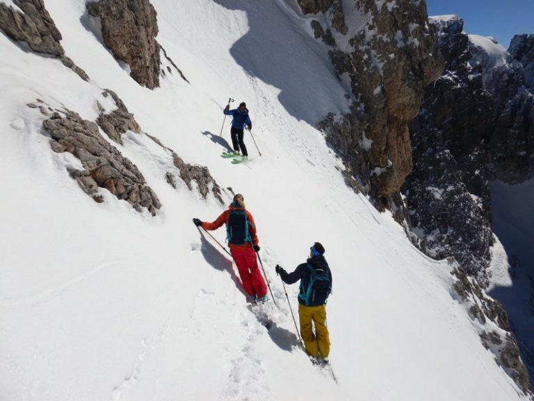guida alpina Patrick Gasperini 5