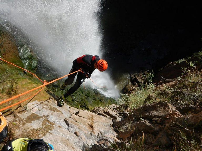 guida alpina Patrick Gasperini 6