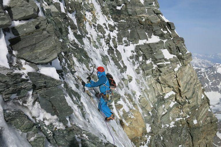 guida alpina Patrick Gasperini 8