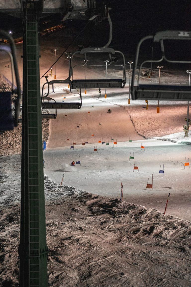 Notturna Slalom Funivie Lagorai a Passo Brocon (TN) 5