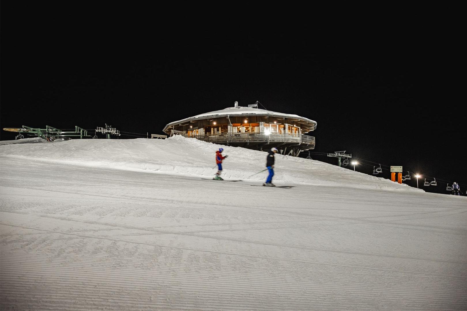 ski area Funivie Lagorai a Passo Brocon 2