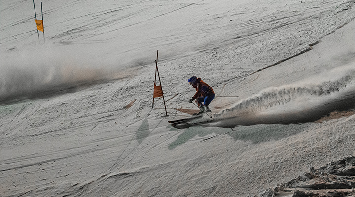 slalom-gara