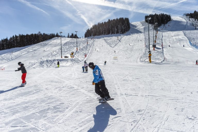 Snowboard Funivie Lagorai a Passo Brocon (TN) 2